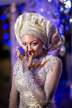 Nigerian Wedding Presents Amina Suleiman & Nasir Abubakar's Extravagant Wedding Celebrations | Mofe Bamuyiwa Photography