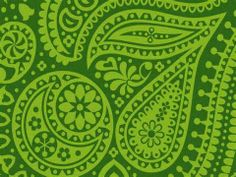 green pattern - Yahoo Image Search Results