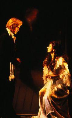 Steve Barton and Sarah Brightman