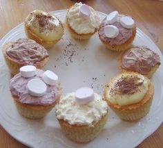 Recipes for several sugar free icings.  Will be great for a one year birthday cake.