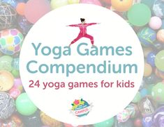 A collection of 24 fun yoga games for children. You get a 15 page PDF download which you can view on your phone, tablet or computer, or print out onto paper. Recommended age for most games is 4+. Perfect for classrooms, holiday clubs, summer programs, birthday parties and your regular kids yoga classes. The games included are: 1. Airball. 2. Football-oon. 3. Animal Dip. 4. Candle Gazer. 5. Yoga Whispers. 6. Yoga Statues. 7. Namaste/Om Bumps. 8. Colouring, Drawing & Mandalas. 9. Yogi ...