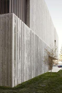 board formed concrete texture - Google Search