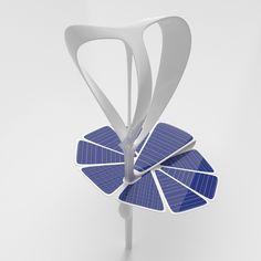 Ross Lovegrove wind and solar power generator