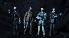 Emthemad's custom Payday gang