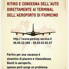 #parking #service #fiumicino