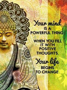 buddha 2014 Motivational Images, Throat Chakra, Wall Plaques, Life Skills, Positive Thoughts, Buddha, Zen, Singing, Mindfulness