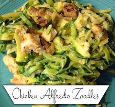 Cook fresh organic chicken for primal. Cashing in on Life: 3 Point Chicken Alfredo Zoodles