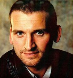 sexy christopher eccleston | Christopher Eccleston | Ninth Doctor, off duty | Pinterest