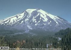 <3 Mt. St. Helens.