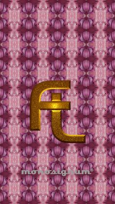 @monosignum is proudly to #present your #FL_03 #monogram as a #wallpaper for your #iPHONE #5 for #free