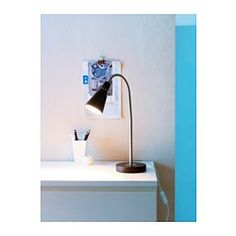KVART Work lamp, black - IKEA