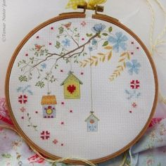 Thrilling Designing Your Own Cross Stitch Embroidery Patterns Ideas. Exhilarating Designing Your Own Cross Stitch Embroidery Patterns Ideas. Wooden Embroidery Hoops, Embroidery Hoop Art, Cross Stitch Embroidery, Embroidery Patterns, Cross Stitch Love, Cross Stitch Designs, Cross Stitch Patterns, Cross Stitching, Crafts