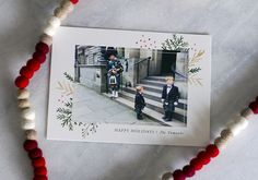 Pretty Holiday Cards