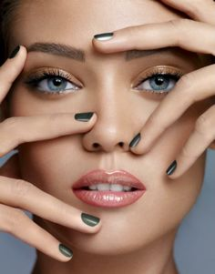 International Model - #Diana #Moldovan #Hair #Make-up series