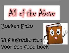 Boeken enzo 5 - Vijf ingredienten