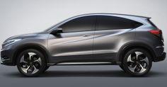 Honda Urban SUV concept gelekt voor presentatie in Detroit.