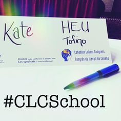 Day TWO!!!!!! #CLCSchool I'm learning how to use modern tools to communicate with members :)