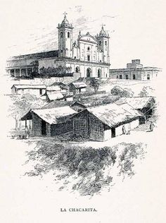 Image result for caliche Water Damage, Wood Engraving, Capital City, South America, Paris Skyline, 19th Century, The Neighbourhood, Tours, Black And White