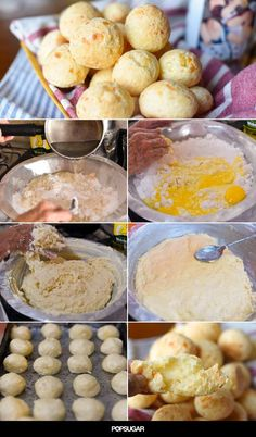 Stop Everything You're Doing and Try This Brazilian Pão de Queijo Recipe
