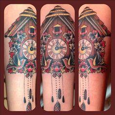 cuckoo tattoo - Google Search