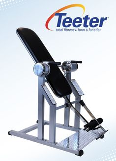 Inversion Table Reviews: Teeter Power VI Inversion Table with Gravity Lock Ratchet  | Home Healthcare Products 101
