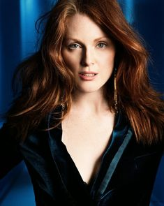 """Julianne Moore - """"Loving someone is giving them the power to break your heart, but trusting them not to."""""""
