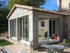 Une salle à manger lumineuse - agrandissement en cours - Vous avez réalisé une extension dans votre maison ?