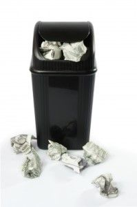 We live in a throwaway society! Before you trash something that's broken, try one of these money saving tips!