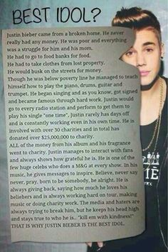 Justin Bieber. YES i'm sorry yh but why do haters even search him up if u think he's a waste of space and time- answer: your lowlifes