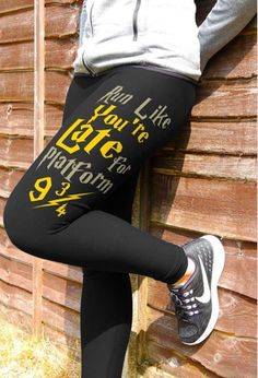 Grab yourself a pair of these MUST-HAVE, wizardry-inspired leggings for all Harry Potter fans. Check out more Harry Potter leggings here or collect them all! Harry Potter Leggings, Harry Potter Outfits, Harry Potter Love, Harry Potter Fandom, Harry Potter World, Harry Potter Memes, Harry Potter Clothing, Harry Potter Fashion, Funny Harry Potter Shirts