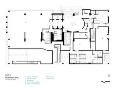 Отель Годфри в Чикаго от Valerio Dewalt Train Associates