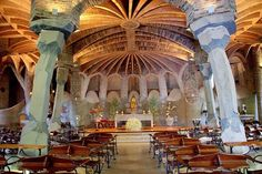 colonia guell excursion depuis Barcelone