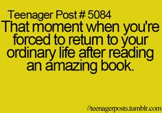 after reading the hunger games and catching fire...i have no idea what im going to do with my life now...