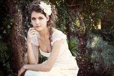 My Lovely Penelope bridal hair piece  very by SoBridelicious, $120.00