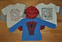 Favorite clothes - Spiderman shirt