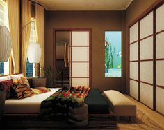 10 Concepts To Know Before Remodeling Your Interior Into Japanese Style |  Yoga, Raum Und Farben