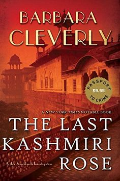 Introducing The Last Kashmiri Rose A Detective Joe Sandilands Novel. Buy Your Books Here and follow us for more updates!