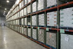 Structural Selective Warehouse Pallet Racking, Storage, Purse Storage, Larger, Store