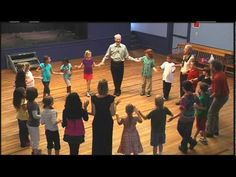 LOVE LOVE LOVE this! RETEACH Down Down with movements… the kids will love this!!!  PE Down Down Baby from New England Dancing Masters - YouTube