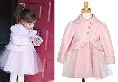 Mack & Co. Ballerina Fleece Coat....love the jacket
