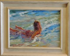"""Image of """"Summer Day At The Beach"""""""