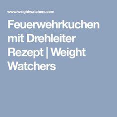 Feuerwehrkuchen mit Drehleiter Rezept | Weight Watchers