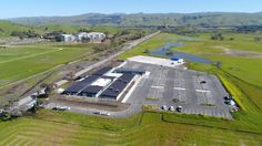 Commercial Drone Photography in Northern California.