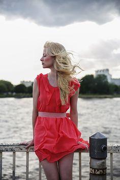 Little Red Dress from odernichtoderdoch.blogspot.fr
