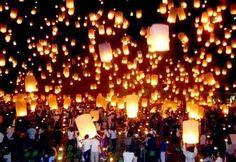 Loy Krathong, Thailand