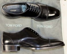 Love this pair of Tom Ford dress shoes!