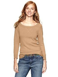 Everyday sweaters from Gap