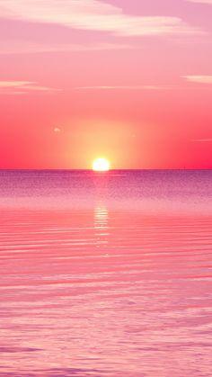 1544 Pink Sunset IPhone wallpaper Source by athenaislefort Sunset Iphone Wallpaper, Aesthetic Iphone Wallpaper, Aesthetic Wallpapers, Laptop Wallpaper, Iphone Wallpapers, Wallpaper Samsung, Beach Wallpaper, Wallpaper Ideas, Iphone Hintegründe