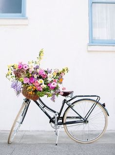 """""""Bicycle Bouquet"""""""