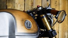 The Brute from Belarus - Tramontana Yamaha XV750 ~ Return of the Cafe Racers